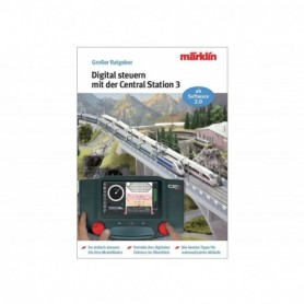 Märklin 03083 Digital Control with the Central Station 3 Manual
