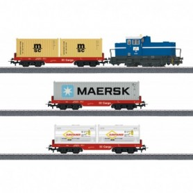 Märklin 29453 Märklin Start up - 'Container Train' Starter Set