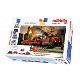 Märklin 29722 Märklin Start up - 'Fire Department' Starter Set