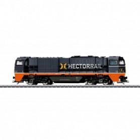 Märklin 37296 Diesellok klass G 2000 BB Vossloh 'Hector Rail'
