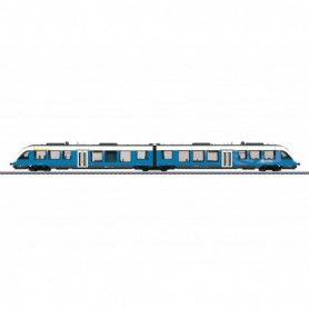Märklin 37717 LINT 41 Diesel Powered Commuter Rail Car
