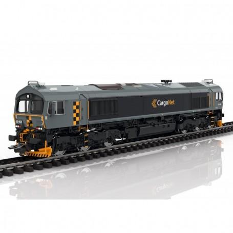 Märklin 39063 Class 66 Diesel Locomotive
