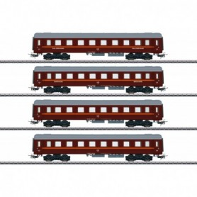 Märklin 41921 Tin-Plate Passenger Car Set