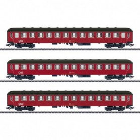 Märklin 42694 Passenger Car Set