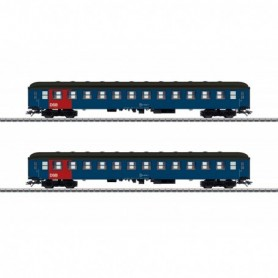 Märklin 42695 Passenger Car Set