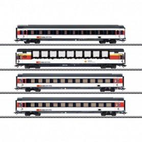 Märklin 43651 Passenger Car Set