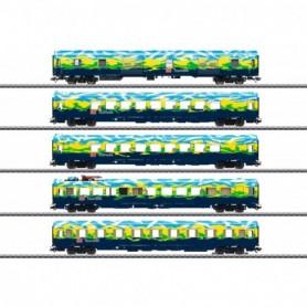 Märklin 43879 Touristikzug Passenger Car Set