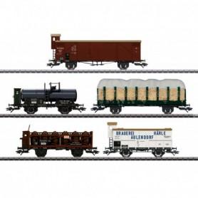 Märklin 45175 175 Years of Railroading in Württemberg Freight Car Set