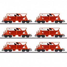 Märklin 46333 Holcim Hopper Car Set