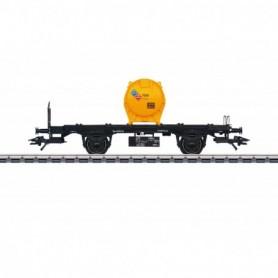 Märklin 48953 Container Flat Car for Medium Sized Containers