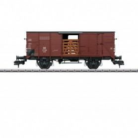 Märklin 58945 Djurtransportvagn 117 228 G10 typ DB