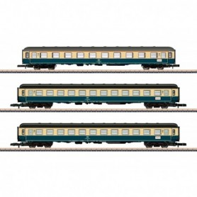 Märklin 87211 Compartment Car Passenger Car Set
