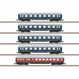 Märklin 87357 Express Train Skirted Car Set