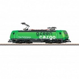Märklin 88484 Ellok klass RE 14 typ SJ 'Green Cargo'