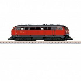 Märklin 88791 Diesellok klass 216 typ DB AG 'DB Cargo'