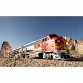 LGB 20581 Santa Fe F7A Diesel Locomotive