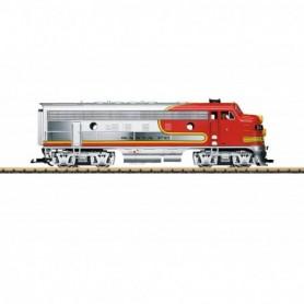 LGB 20583 Santa Fe F7A Diesel Locomotive