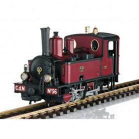 LGB 20782 M.T.V. Steam Locomotive, Road No. 36