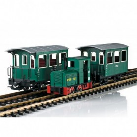 LGB 25911 MPSB Diesel Locomotive