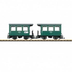 LGB 30402 Dubbelvagn MPSB