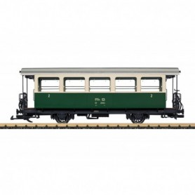 LGB 33552 RhB Passenger Car