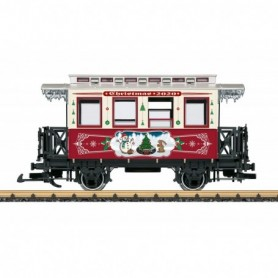 LGB 36020 Christmas Car for 2020