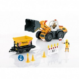 LGB 49500 Construction Site Add-On Set