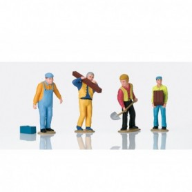 LGB 53005 Set of Worker Figures