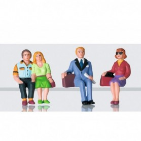 LGB 53006 Set of Seated Passenger Figures