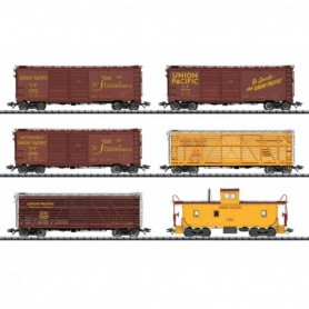 Trix 24914 Freight Car Set