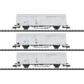 Trix 15316 Refrigerated Train Freight Car Set