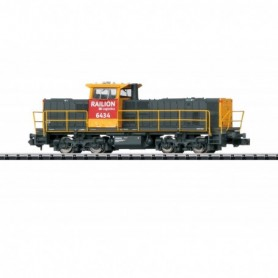 Trix 16062 Diesellok klass MAK6434 typ DB Railion