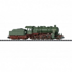 Trix 16585 Ånglok med tender klass G12 58.10-21