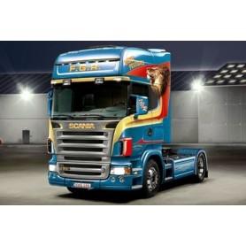 Italeri 3829 Dragbil Scania R500 V8