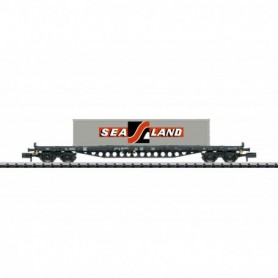 Trix 18087 Hobby Container Flat Car
