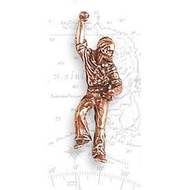 Artesania 8741 Figurer, sjömän, omålade, metall, höjd 27 mm, 2 st