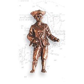Artesania 8744 Figurer, sjömän, omålade, metall, höjd 27 mm, 2 st