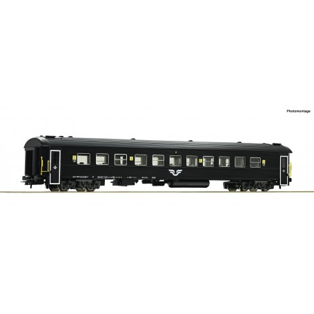 Roco 74515 1st class passenger carriage, SJ