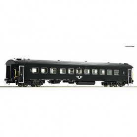 Roco 74517 2nd class passenger carriage, SJ