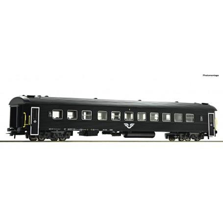 Roco 74517 2nd class passenger carriage, SJ