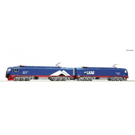 Roco 73458 Electric double locomotive IORE, LKAB
