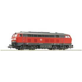 Roco 00089 Diesellok klass 9280 1 218 208-7 typ DB
