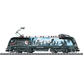 Trix 00052 Ellok klass 91 43 0470 505- Raaberbahn AG GYSEV