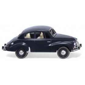 Wiking 12202 DKW F 89 - black-blue, 1950