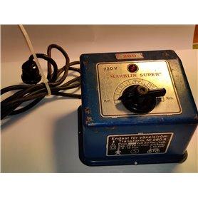 Transformator 280A, primär 220V 50Hz, 50VA