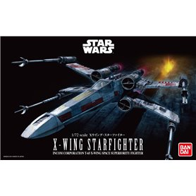 "Revell 01200 Star Wars BANDAI ""X-Wing Starfighter"""