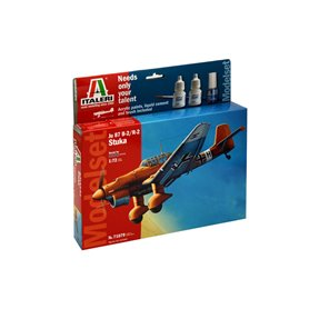 "Italeri 71079 Flygplan JU-87 B2 Stuka ""Gift Set"""