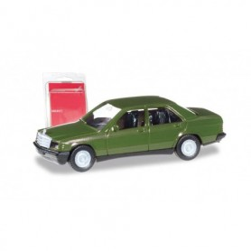 Herpa 012409-006 Mercedes-Benz 190 E lime green