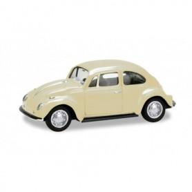 Herpa 022361-007 VW Kaefer, elfenbein