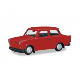 Herpa 027342-003 Trabant 1.1 Limousine, indianred